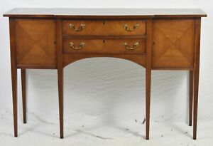 STATTON Private Collection Mahogany Chippendale Style Sideboard Buffet