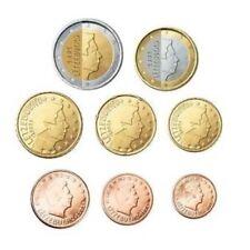 Luxemburg UNC set 2011 1 cent t/m 2 euro - coin set 1 ct - 2€