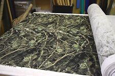 """FISHOUFLAGE CRAPPIE HUNTING FISHING CAMOUFLAGE MESH KNIT 57""""W POLY COTTON CAMO"""