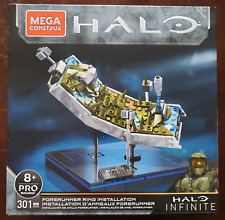 MEGA Construx HALO Forerunner Ring Installation Brand New 301 pieces