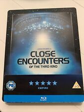 Close Encounters Of The Third Kind Blu Ray Steelbook Zavvi Oop+Rare (1 of 4000)