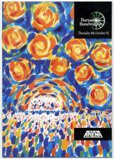 Roy Wood ELO II Edwin Starr Tom Robinson Ruby Turner 1992 Programme