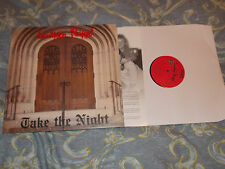 """Leather Nunn """"Take the Night"""" LTD Re-issue 500 copies Medieval Steel Paradoxx"""