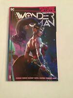Immortal Wonder Woman # 1 (Silva variant limited to 1000 copies)