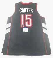 Vince Carter signed jersey PSA/DNA Toronto Raptors Autographed