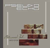 """PSEUDO ECHO OFFICIAL """"AUTUMNAL PARK"""" CD Limited Edition !!"""
