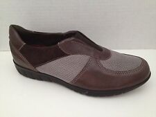 Munro Shoes Womens Size 7.5 M Brown Sport Loafer Sneaker 7 1/2