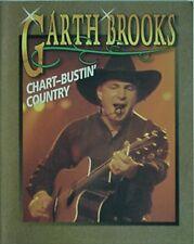 GARTH BROOKS, 1998 BOOK  - CHART-BUSTIN' COUNTRY