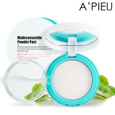 [A'PIEU] Madecassoside Soothing Repairing Facial Pressed Powder Pact 6g NEW