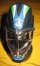 VANCOUVER CANUCKS GOALIE MASK NHL SUPER EGG MILK CHOCOLATE 2013