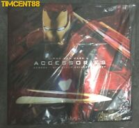 Ready! Hot Toys ACS004 Infinity War Iron Man Mark L 50 Accessories Set Normal