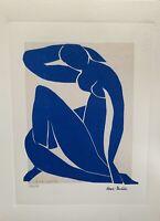 Henri Matisse - Sérigraphie Signée Et Numérotée