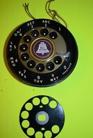 ROTARY DIAL FOR 500 7D-3 WESTERN ELECTRIC  JAN 1961 PART