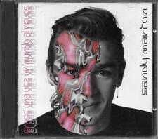 """SANDY MARTON - RARO CD PROMO SPAGNA"""" ERAZSE UNA VEZ UN MUNDO AL REVES """""""