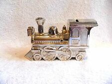 Childrens Train Money Box By Juliana Silver Plated Christening Present Baby Gift