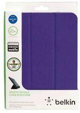 Belkin Samsung Galaxy Tab 3 10.1 Smooth Tri-Fold Case - Purple