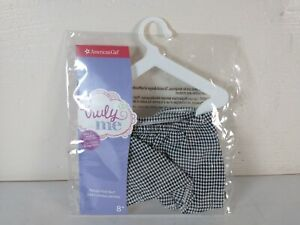 American Girl Truly Me Parisian Plaid Skirt Mix & Match Collection
