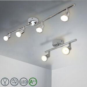 LED Deckenstrahler Deckenleuchte GU10 Flammig Strahler Energiesparlampen