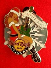 HRC hard rock cafe Cologne colonia Christmas 2013 Girl 3d le100