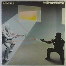"12"" LP - Balance - In For The Count - L5426h - washed & cleaned"