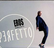Eros Ramazzotti - Perfetto CD (new album/sealed) disco