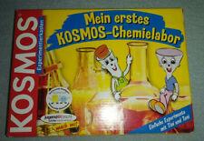 Kosmos 642815 - Experimentierkasten, Mein erstes Kosmos-Chemielabor