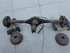 b-body 69 68 CHARGER 294 2:94 SURE GRIP POSI COMPLETE 741 REAR END AXLE GTX a+++