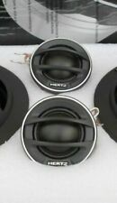 HERTZ ML280.3 MILLE LEGEND  COMPONENT TWEETER SET   NEW OUT OF BOX