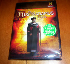 THE NOSTRADAMUS FILES Medieval Period Prophecy History Channel 2 DVD SET NEW
