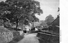 Balladen Rawtenstall unused old postcard priestley Bacup