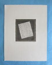 Arthur-Luiz PIZA •  Abstract Composition • Blanc Dans Le Noir • La Hune, Paris
