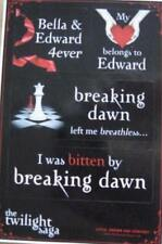 Breaking Dawn Promotional Sticker (1) RARE Twilight