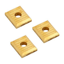 Lot of 3 Brass Spring Saddle for Tattoo Machine Deck Replacement Parts