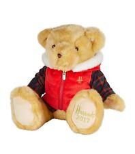 2017 HARRODS BERTIE Teddy Bear. A great Birthday Anniversary Baby Christmas Gift