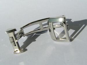 Jaeger-LeCoultre 16mm Faltschliesse Stahl buckle Steel JLC I647