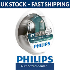 Philips X-tremeVision +130% H7 Upgrade Car Headlamp Bulb (Twin) 12972XV+S2