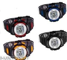 Unbranded Sport Silicone/Rubber Band Wristwatches