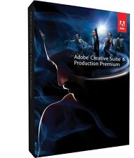 Adobe Production Premium CS6 Mac Download from Adobe