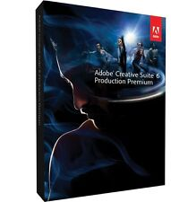 Adobe Production Premium CS6 Mac descarga desde Adobe