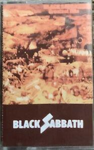 BLACK SABBATH- GREATIST HITS- CASSETTE- IMPORT