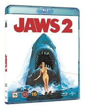 Jaws 2 Region Free Blu Ray