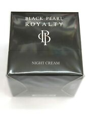 50 ml 1.7 Oz Black Pearl Royalty Night Cream Dead Sea Minerals Sea Of Spa
