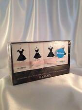 Guerlain 'La Petite Robe Noire' Fragrance Mini Collection. Sealed.