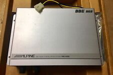 NEW Old School Alpine PRE-H090 BBE Noise Cancellation System,Rare,USA,NIB,NOS