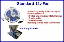 Universal High Quality 12v Fan for Land Rover 90, Defender, Discovery, Evoque