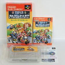 SUPER MARIO KART Super Famicom Nintendo 1537 sf