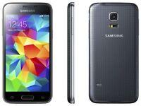 Samsung Galaxy S5 mini G800F 16GB 4G LTE 4.5 GPS Black Phone Pristine condition