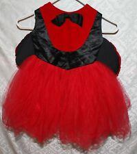 Beastly Buddies Ann Teekell & Friends Ladybug Costume Sz 4 Lady Bug Halloween
