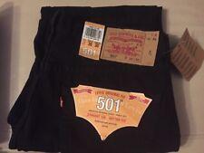 Levi's 501 Size W36 L30 Men's Jeans