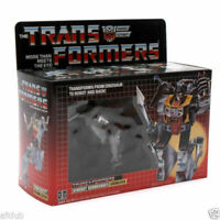 Transformers TF G1 Reissue Dinosaur Dinobot Bommander Grimlock Action Figure NIB